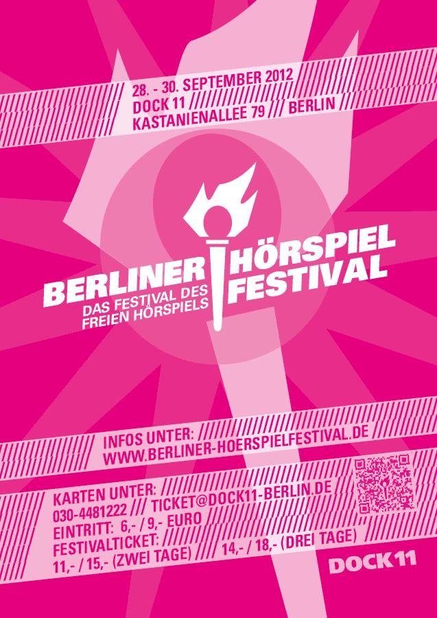 Berliner Hörspielfestival 2012